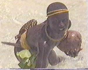 Sentinelese Woman
